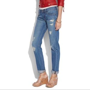 Lucky Brand • Sienna Tomboy Straight Leg Jeans